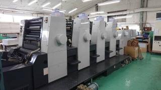 シノハラ印刷機