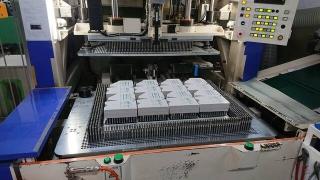 河原紙器製 ピン配列式落丁機
