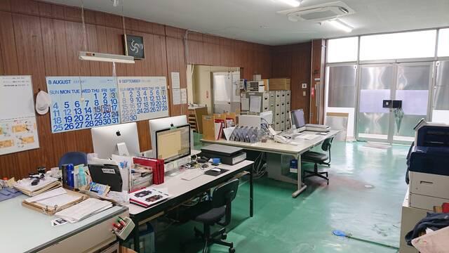 製版室DTPシステム